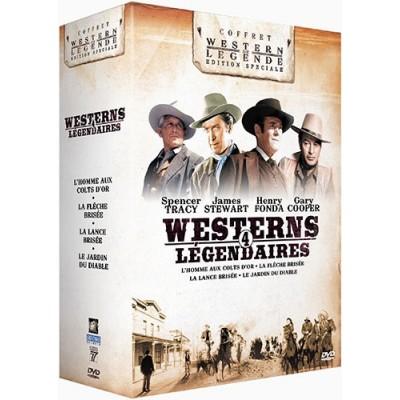 Coffret Westerns américains 1
