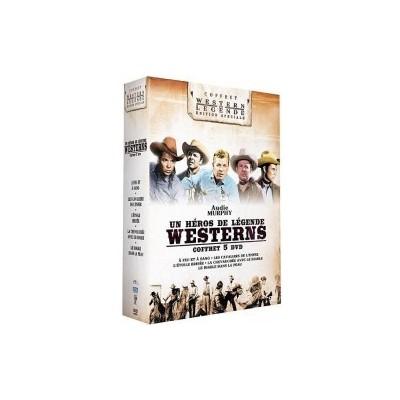 Coffret Westerns américains n°5