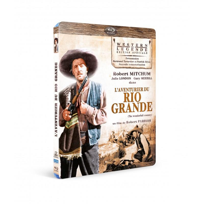 L'Aventurier du Rio Grande [Blu-ray - Édition Spéciale]