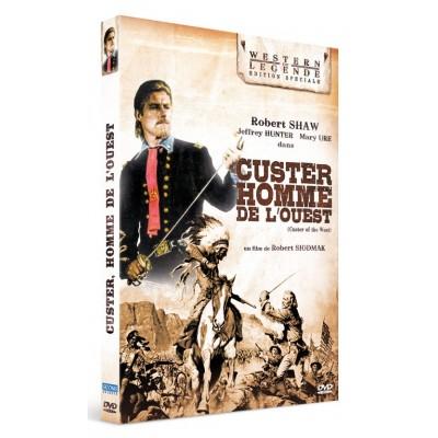 Custer Homme de l'Ouest