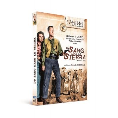 Du sang dans la sierra DVD