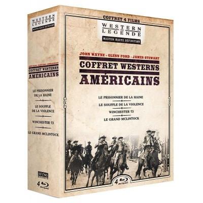 COFFRET - WESTERNS AMERICAINS BR