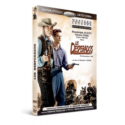 LES DESPERADOS - (THE DESPERADOS 1943)