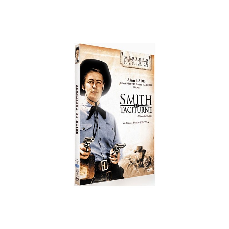 Smith le Taciturne Westerns de Légende