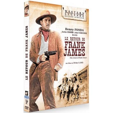 Le Retour de Frank James - DVD Destockage