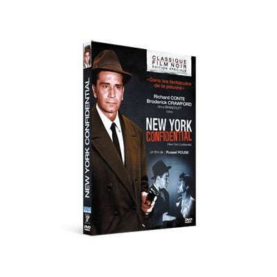 New York Confidential Films noirs