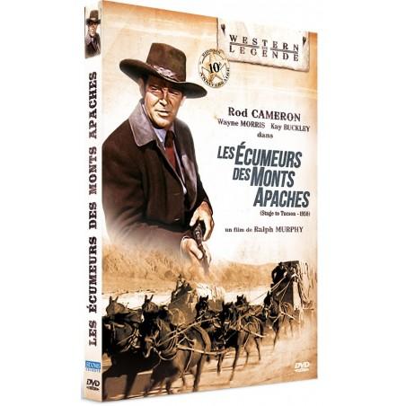 Les écumeurs des Monts Apaches Westerns de Légende