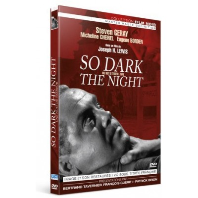 So dark the night Films noirs