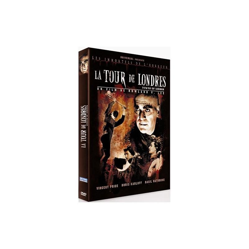 La Tour de Londres - 1939 Horreur