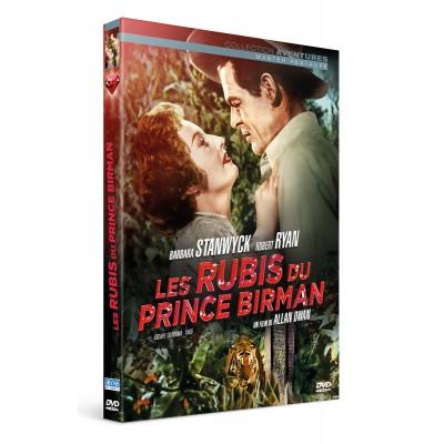 Les rubis du prince Birman Aventure