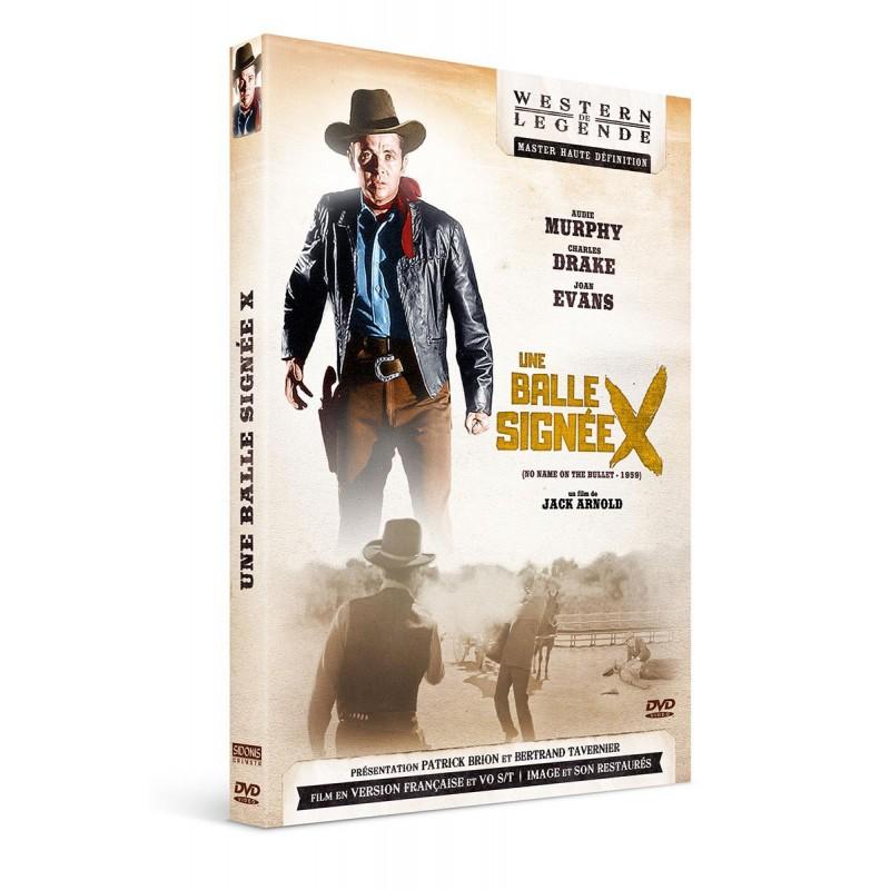 Une balle signée X Westerns de Légende