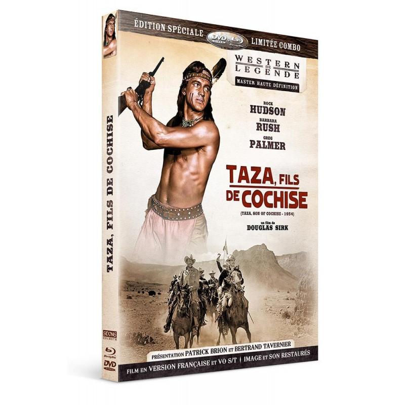 Taza, fils de Cochise Westerns de Légende