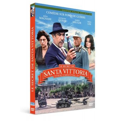 Le Secret de Santa Vittoria Comédie