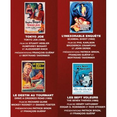 Coffret films noirs - 20 DVD Films noirs