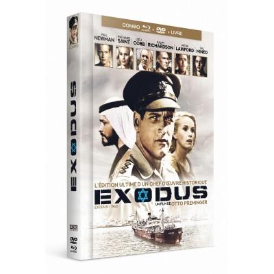 Exodus - Mediabook Classique de Guerre