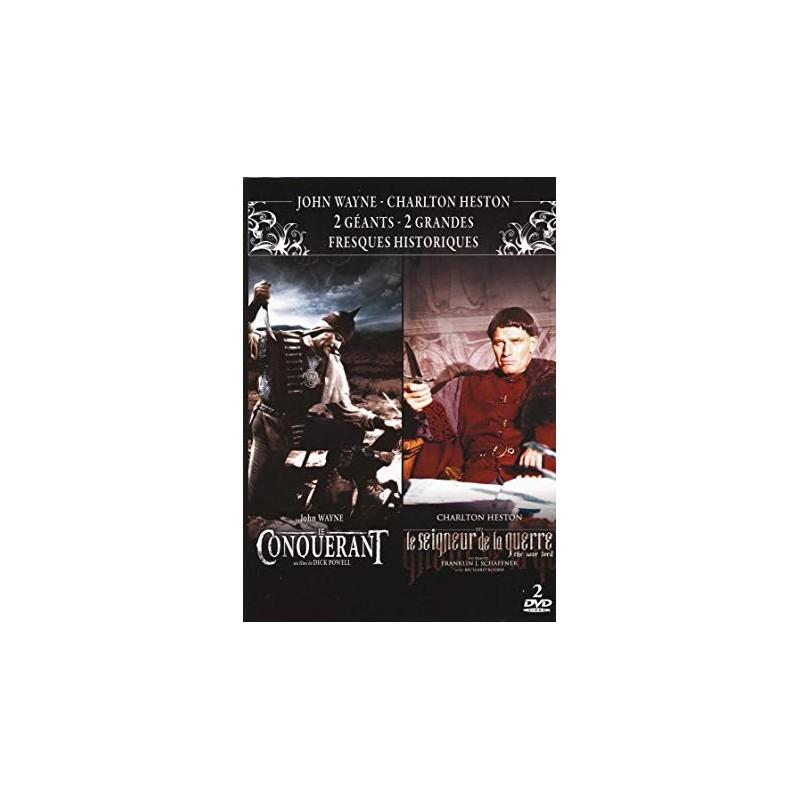 Coffret Fresques Historiques - 2 DVD Coffrets