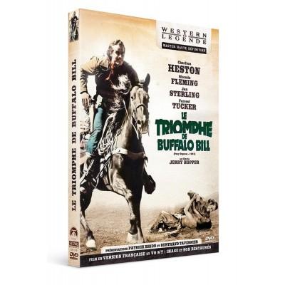 Le triomphe de Buffalo Bill Westerns de Légende