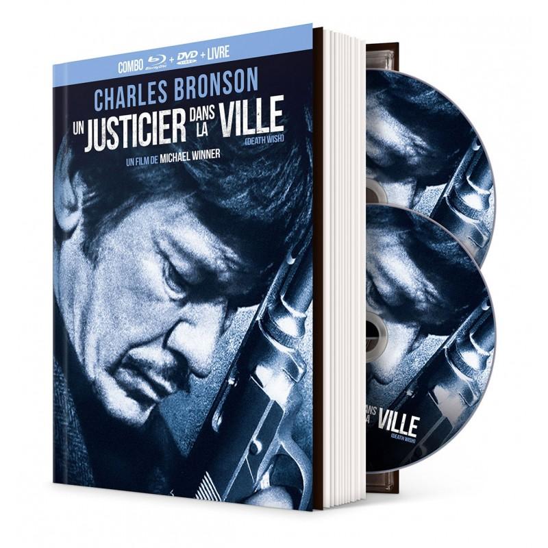 Un justicier dans la ville - Mediabook Films noirs