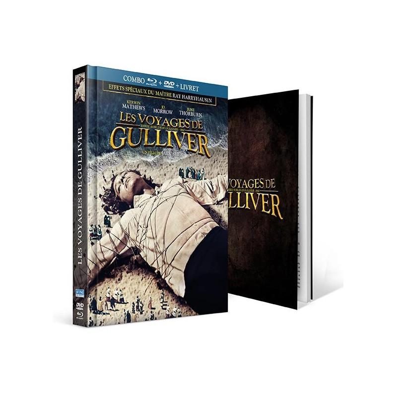 Les voyages de Gulliver - Mediabook Aventure / Action