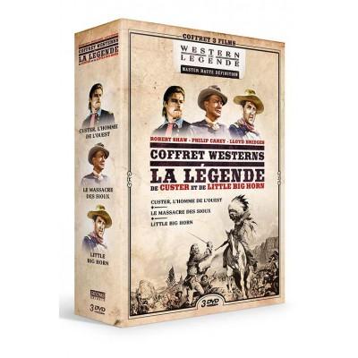Coffret La Légende de Custer Westerns de Légende