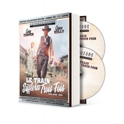 Le train sifflera trois fois - Mediabook Westerns de Légende