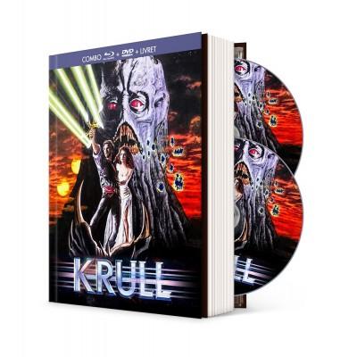 Krull - Mediabook Fantastique / Horreur / Science-Fiction