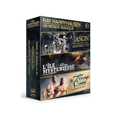 "Coffret Ray Harryhausen ""Un monde magique"" n°1 Aventure / Action"