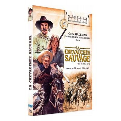 La chevauchée sauvage Westerns de Légende