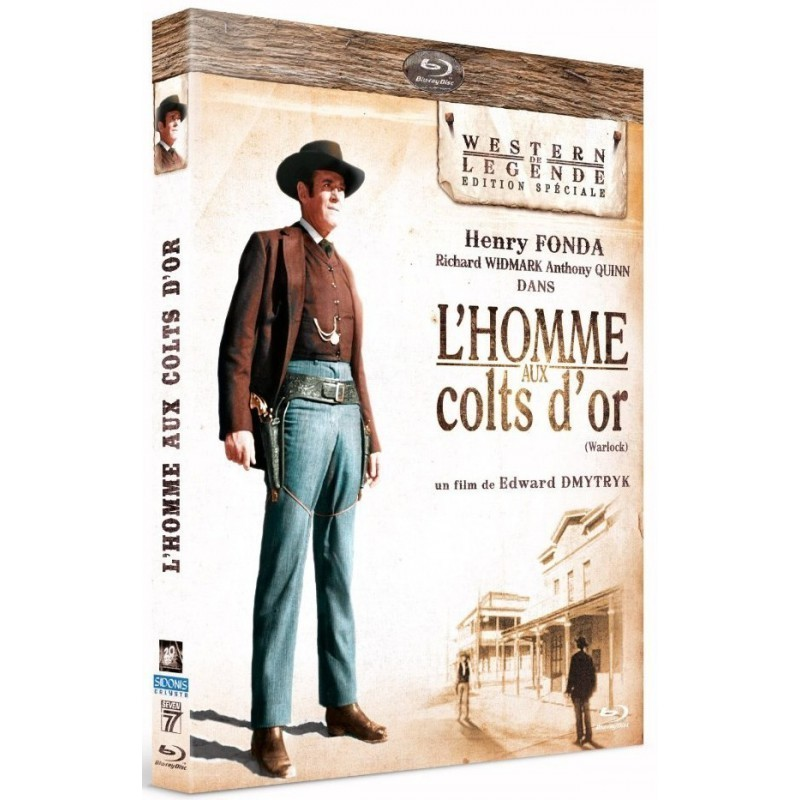 L'Homme aux colts d'or Destockage