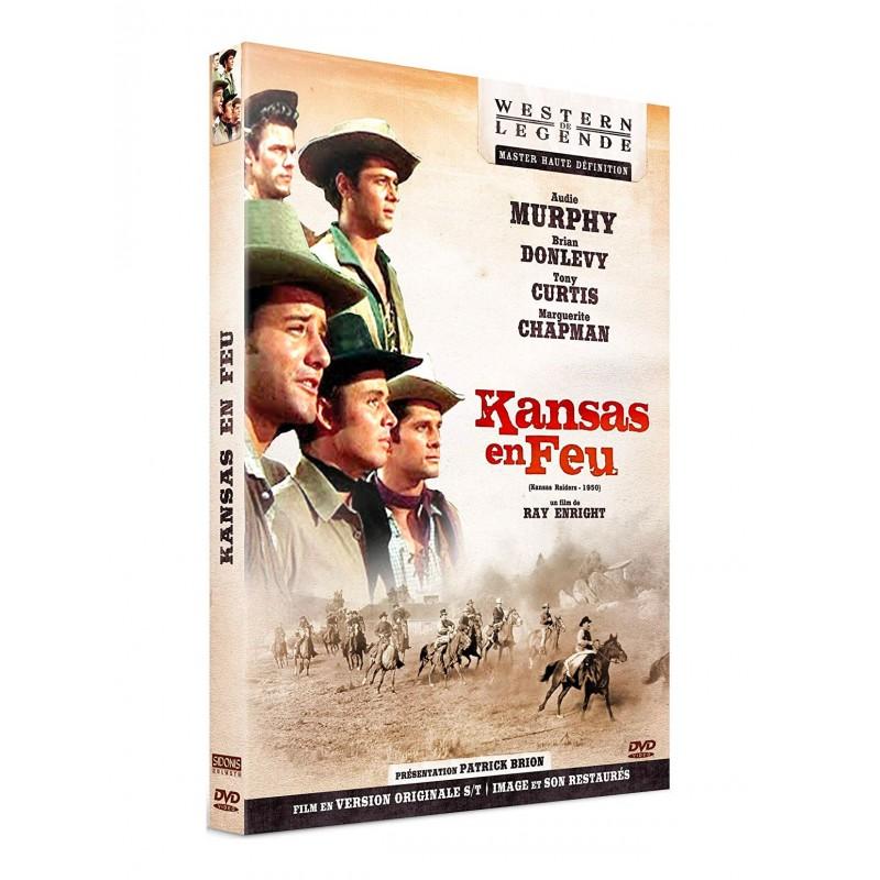 Kansas en feu Westerns de Légende