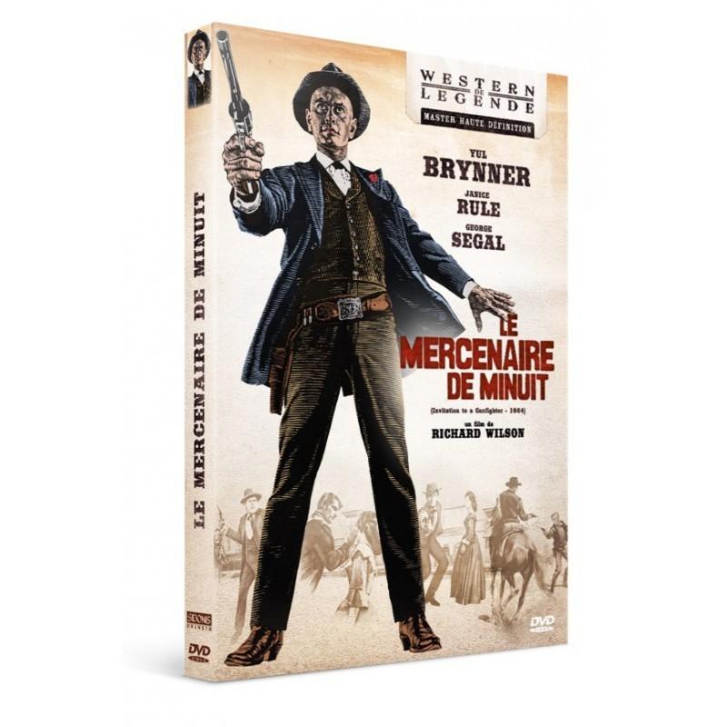 Le mercenaire de minuit Westerns de Légende