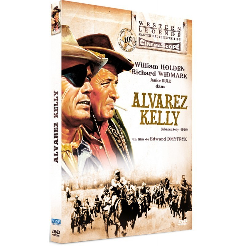 Alvarez Kelly Westerns de Légende
