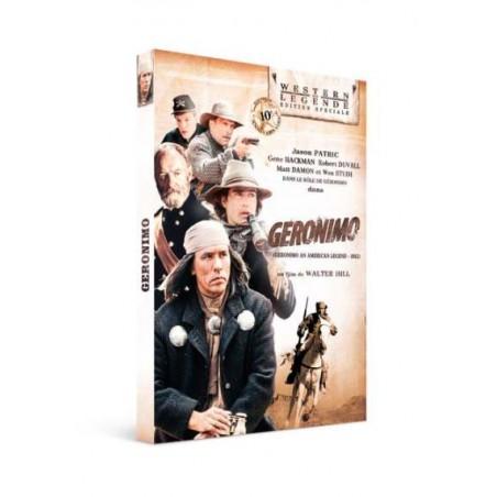 Geronimo Westerns de Légende