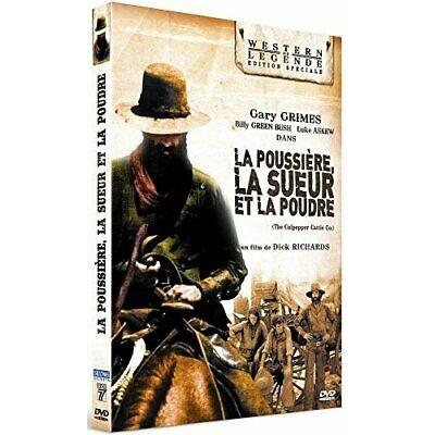 La Poussière, la sueur et la poudre Westerns de Légende