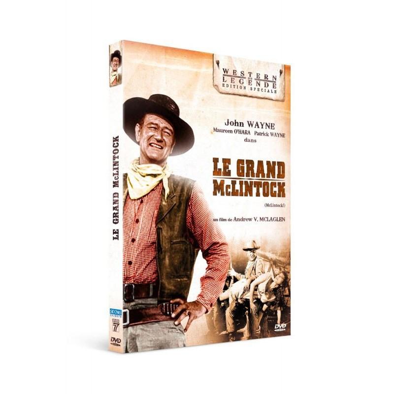 Le grand McLintock Westerns de Légende