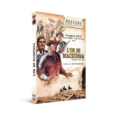 L'or de MacKenna Westerns de Légende