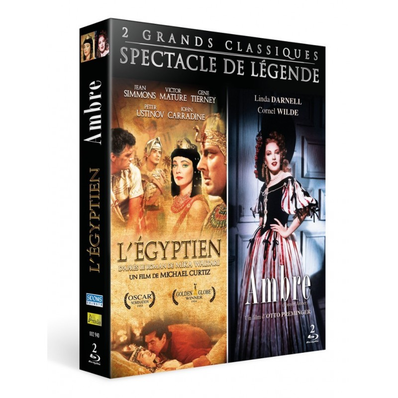 Coffret Grands Spectacles Grand Spectacle / Historique / Peplum