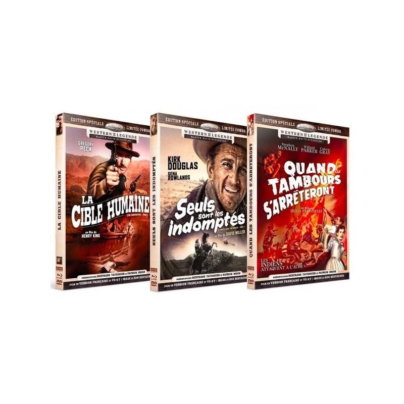 Offre spéciale sorties du 26 juin Offre spéciale sorties Westerns du 26 juin