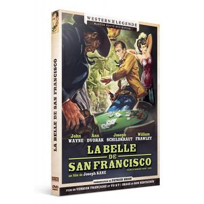 La belle de San Francisco Westerns de Légende