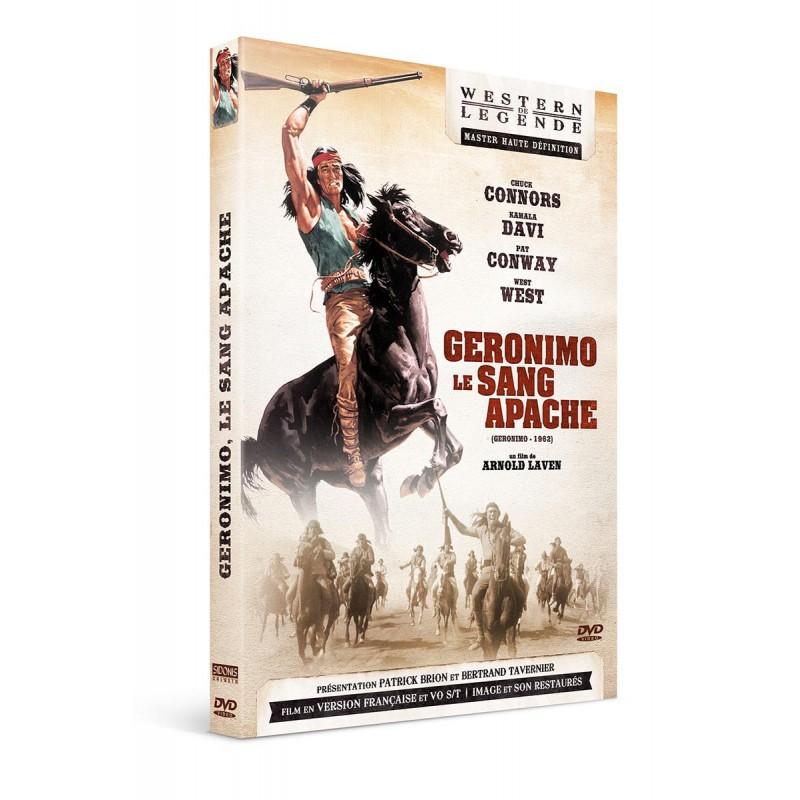 Geronimo, le sang Apache Petits prix