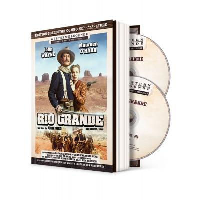 Rio grande - Mediabook Westerns de Légende