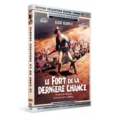 Le Fort de la dernière chance - Combo DVD - Blu-Ray Westerns de Légende