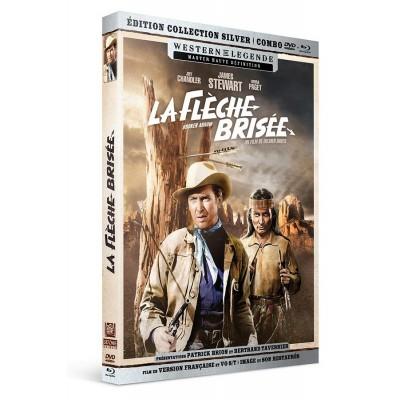 La flèche brisée - Combo DVD - Blu-Ray Westerns de Légende