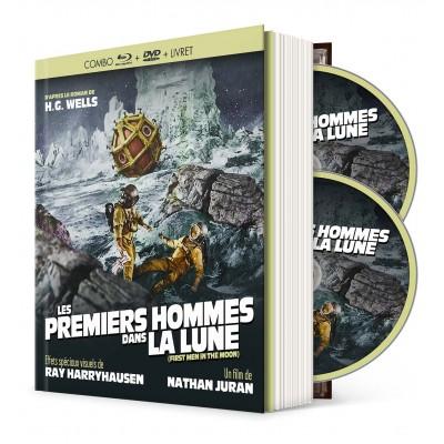 Les premiers hommes dans la lune - Mediabook Fantastique / Horreur / Science-Fiction