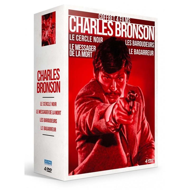 Coffret Charles Bronson Précommandes