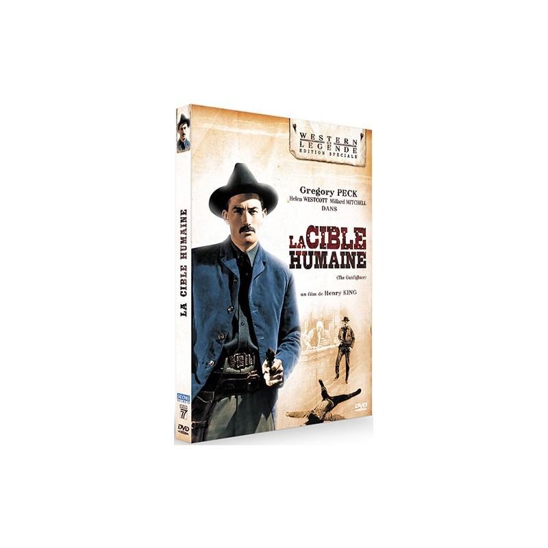 La Cible humaine Westerns de Légende