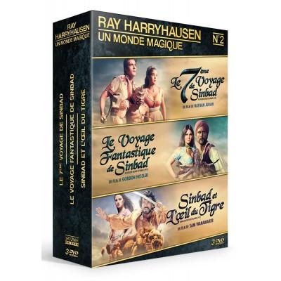 Coffret Ray Harryhausen n°2 Coffrets