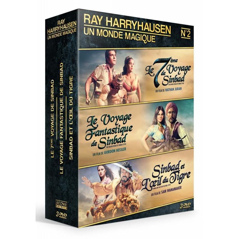 Coffret Ray Harryhausen n°2 Précommandes