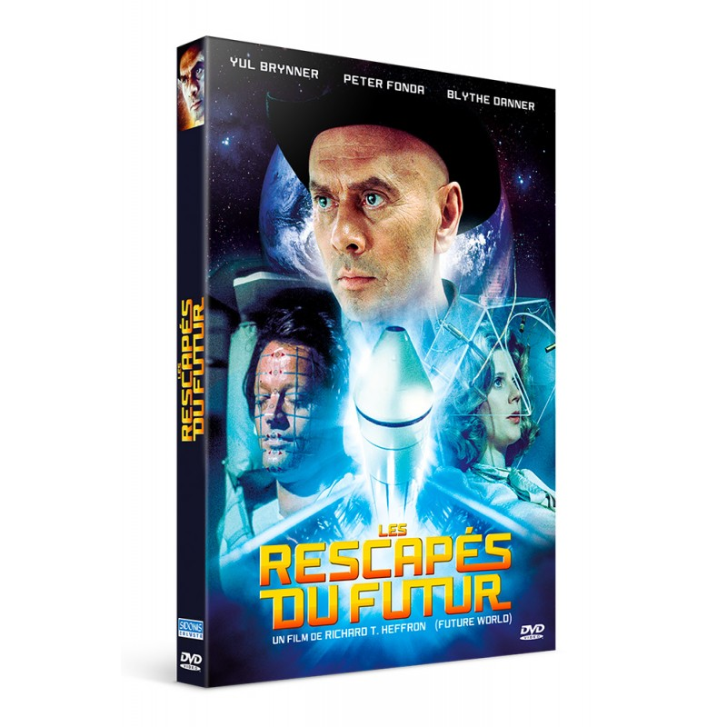 Les rescapés du futur Fantastique / Horreur / Science-Fiction