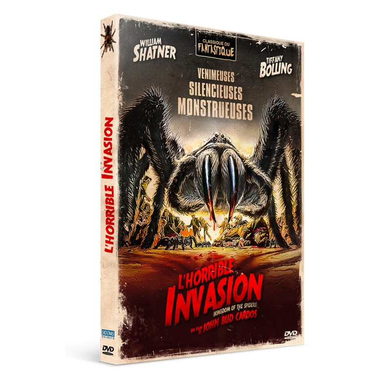 L'horrible invasion Précommandes
